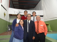 Pastor Pepe Aranday and family