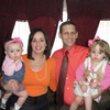 Jonathan Allinson family